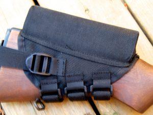 Smith Enterprise Tactical Strap-On Cheek Piece side