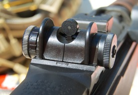 Springfield Armory M1A aperture sight