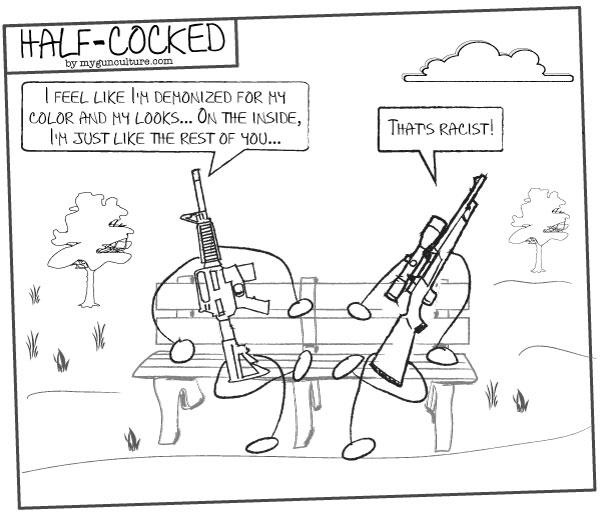 The Ironic Racism of Gun Control