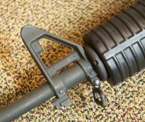 AR-15 Front Sight Base