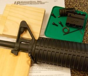AR-15 JP Gas Block Installation (1)