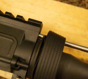 AR-15 JP Gas Block Installation (3)