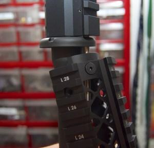 Blackhawk! AR-15 Quad Rail Forend handguard cap