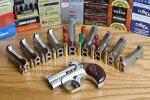 About Derringers: Pocket Guns, Sloopy and Hoochie Koo