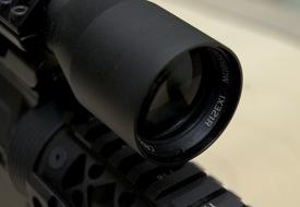Hawke 1x32 Multi-Purpose Scope coated lens