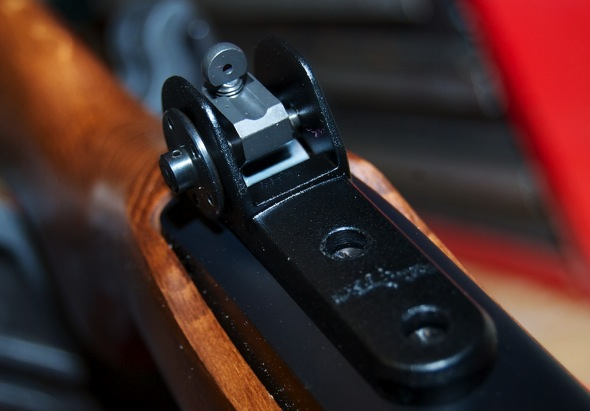 Tech Sights GI Aperture for Ruger 10 22  2