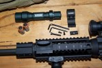 Mounting a Tactical Light on Your AR-15