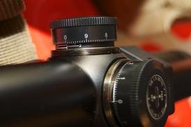 Bushnell Elite Tactical turret indicators