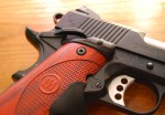Crimson Trace Master Series Lasergrips: Lifesaving Technology Made from…Wood?