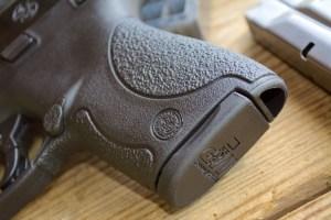 Smith & Wesson M&P Shield 9mm 1936