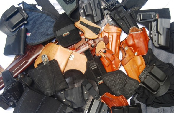"""There isn't a single """"right"""" type of holster. As long as you consider the three criteria for an effective concealed carry holster, there are many good options."""