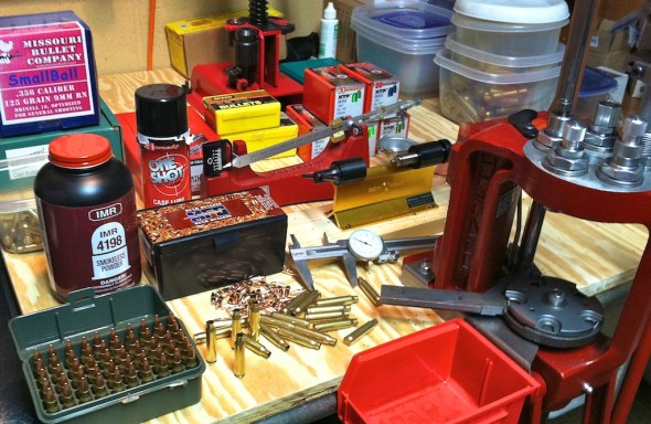Once you decide to start reloading, you'll want all the cool gear...
