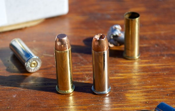 Look similar? These two .38 Special Train and Defend loads should!