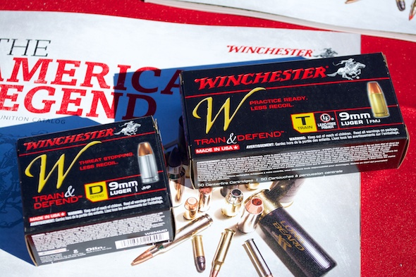 Winchester Train and Defend is a no-brainer for new and experienced shooters alike.