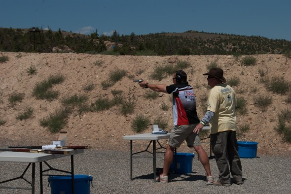 Competitive Shooting is not only fun, it can help you build basic skills.