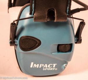 The Impact Sport models are available in forest green, Mossy Oak camo or the teal shown here.