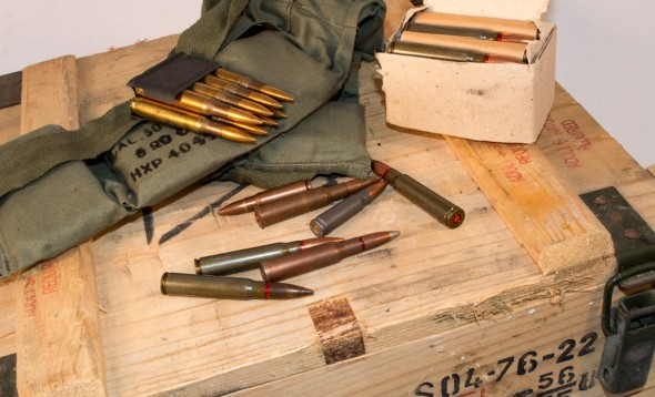 Surplus ammo is not just inexpensive, but interesting and fun - if you give it the proper respect.
