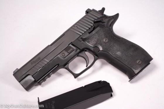 Sig Sauer P226 Elite SAO-10-2