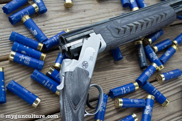 This FNH SC-1 Competition Shotgun has been busy!