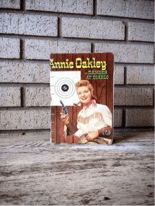 annie oakly journal