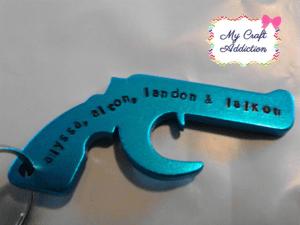 personal keychain pistol