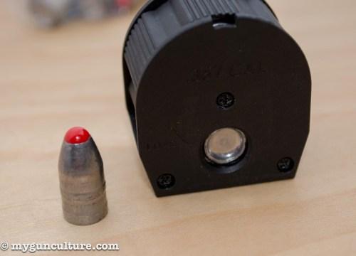 .357 airgun pellet