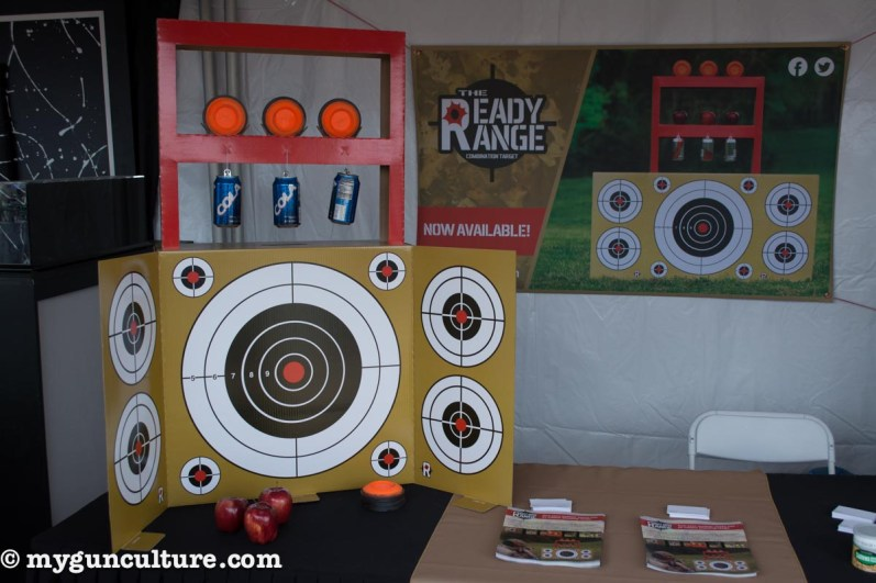 Instant cardboard range