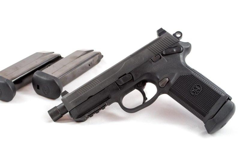 The FNX 45 Tactical