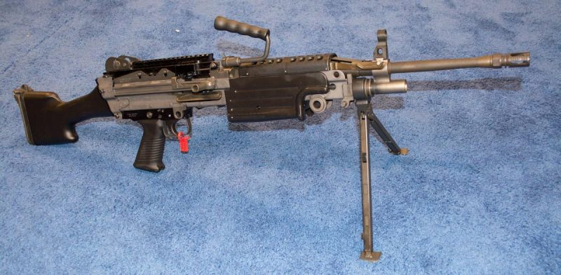Want an M249 of your very own? No problem.