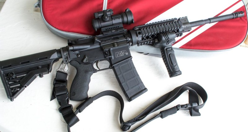 The AR rifles on this list are solid base models ready for gear and customization.