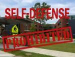 Gun Free Zones a.k.a. Self Defense Prohibited Zones