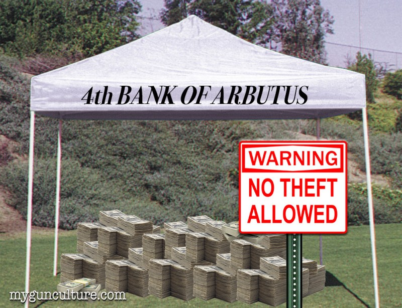 No Theft Allowed