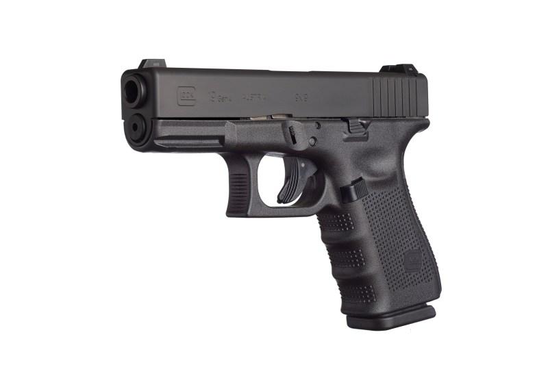 Glock 19 Gen 4.