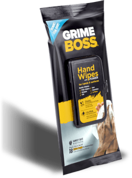 Grime Boss Hand Wipes