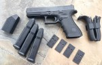 First Look: Glock 17 Modular Optic System (MOS)