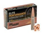 The new all-copper 300 Blackout supersonic ammo from Sig Sauer.