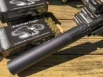 Ammo Test: American Eagle Suppressor 9mm