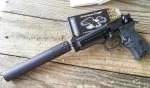 The Gemtech GM-9 on this Beretta 92FS.