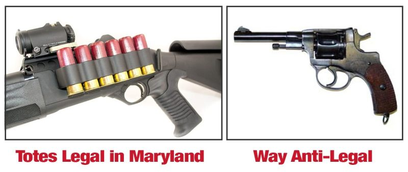 Maryland Gun Laws