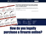 Buying and Selling a Firearm: Online and Interstate Gun Sales