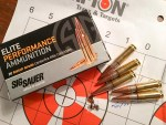 Sig Sauer's 300 Blackout 125-grain Supersonic ammo.