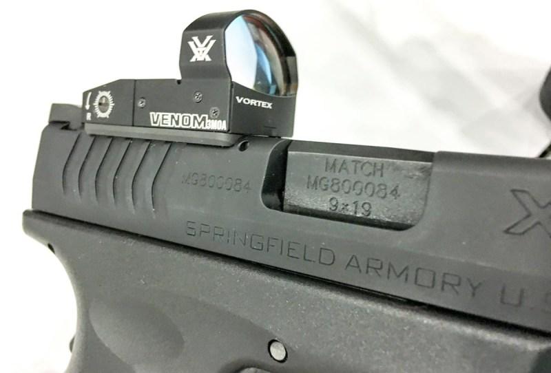 Springfield Armory XD(M) OSP