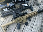 "The New ""Air""-15s – Sig Sauer's CO2-powered MCX and MPX Carbines"