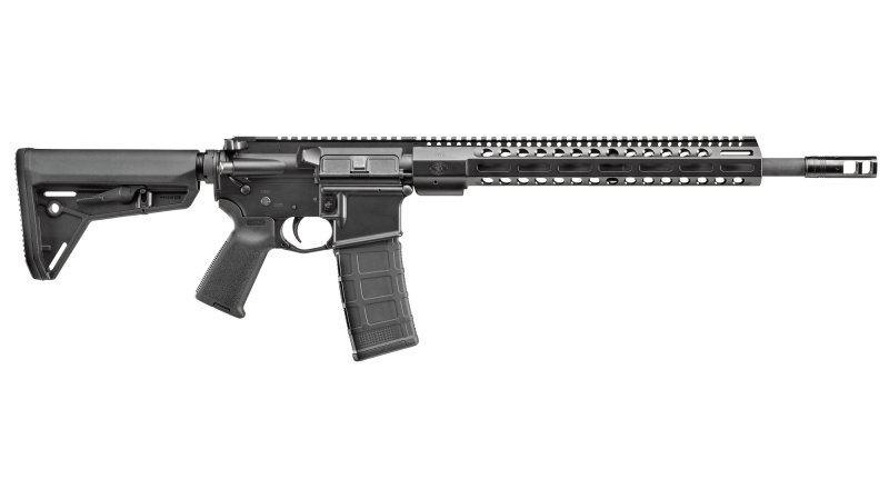 FN's new Tactical Carbine II AR-15 rifle chambered in 300 Blackout.