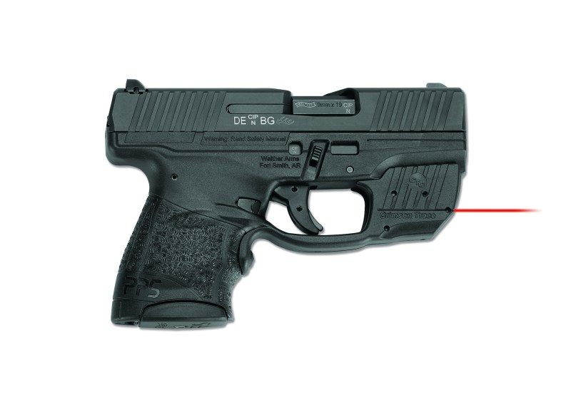 Crimson Trace Laserguard for Walther PPS2