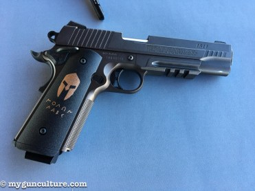 Sig Sauer announce three new air pistols including this 1911 model. Cool stuff.