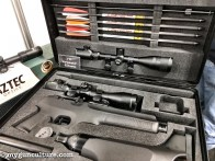 The ultimate briefcase for airgunners from FX Airguns.