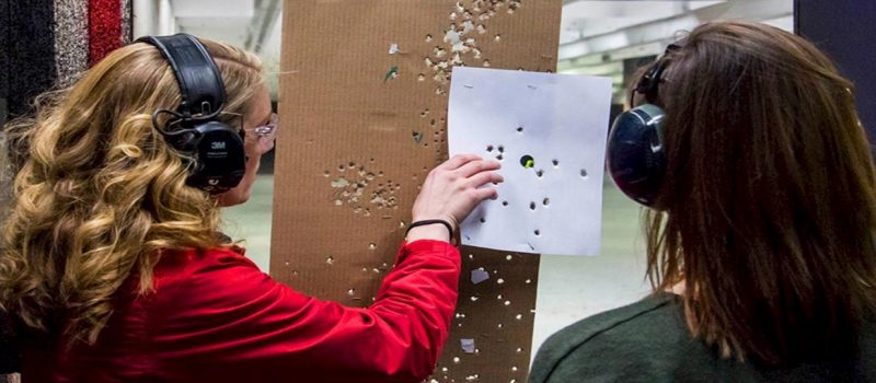 Teaching new shooters - NRA