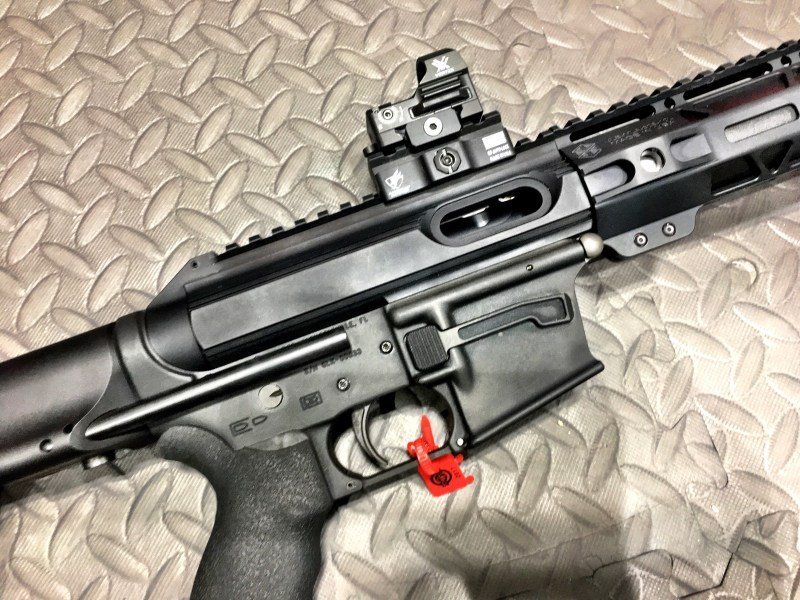 YM Tactical SS9 closeup