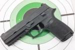 A Closer Look At The Army's New Gun: Sig Sauer's P320